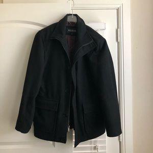 Men guess jacket